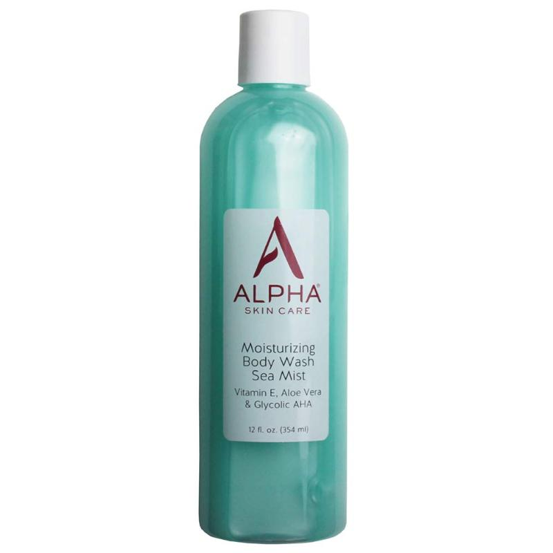 Alpha Skin Care Moisturizing Body Wash Sea Mist