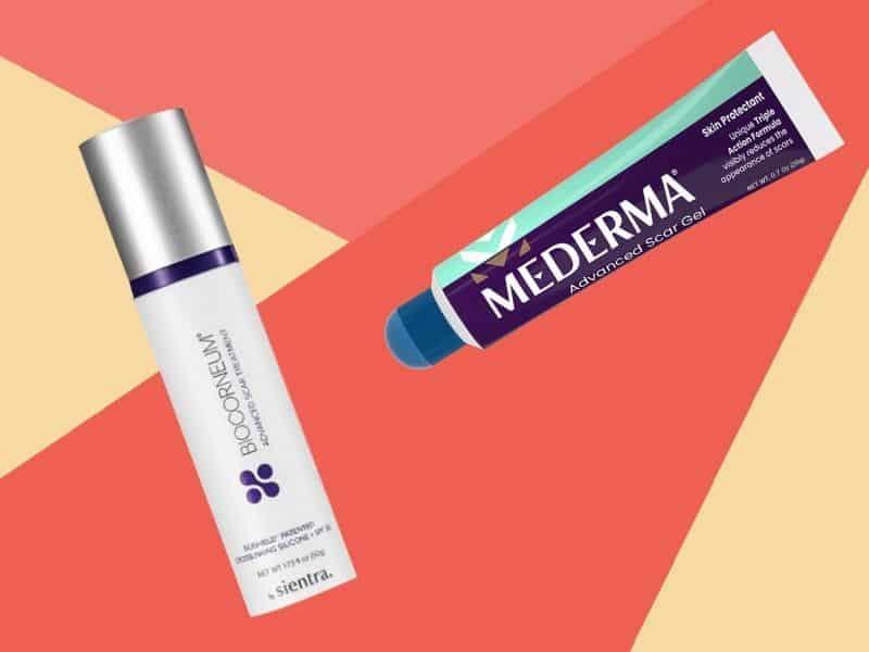 BioCorneum vs Mederma