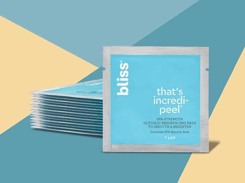 Bliss That's Incredi-Peel Review