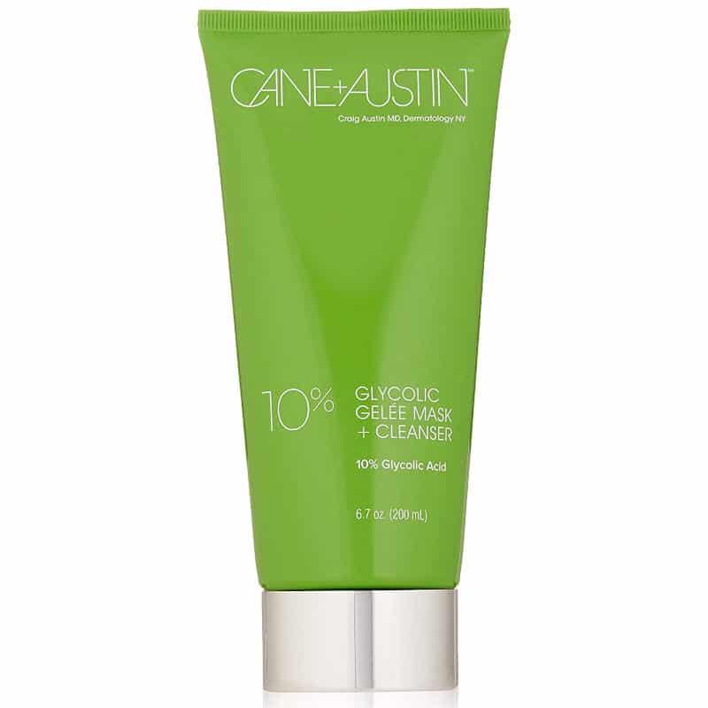 CANE+AUSTIN 10% Glycolic Acid Gelée Mask + Cleanser