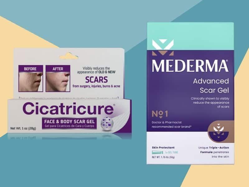 Cicatricure vs Mederma