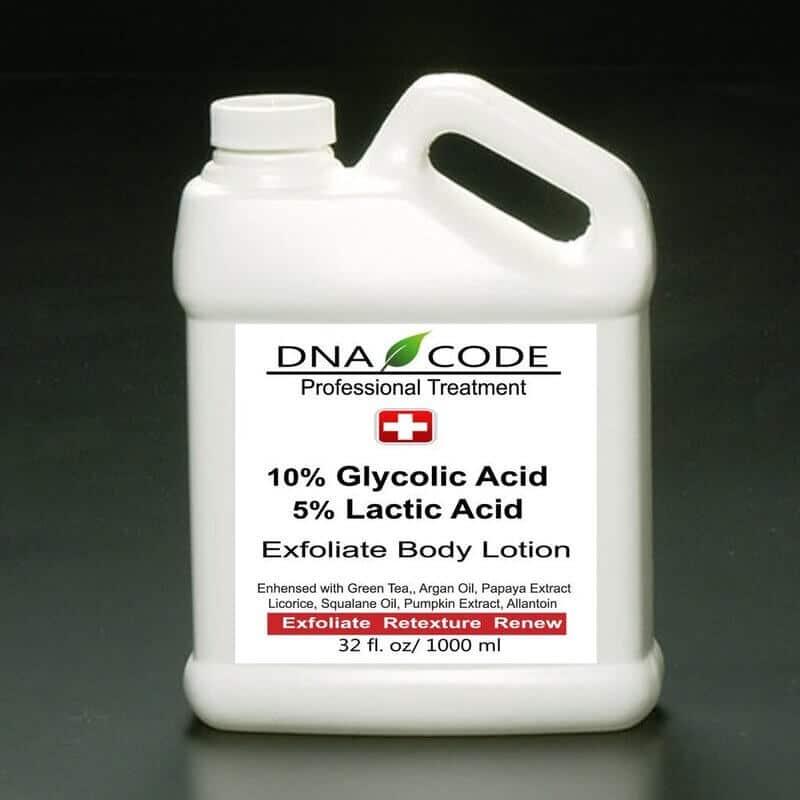 DNA Code Exfoliate Body Lotion