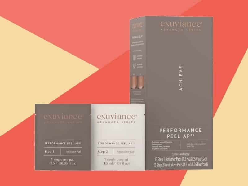 Exuviance Performance Peel AP25 Review