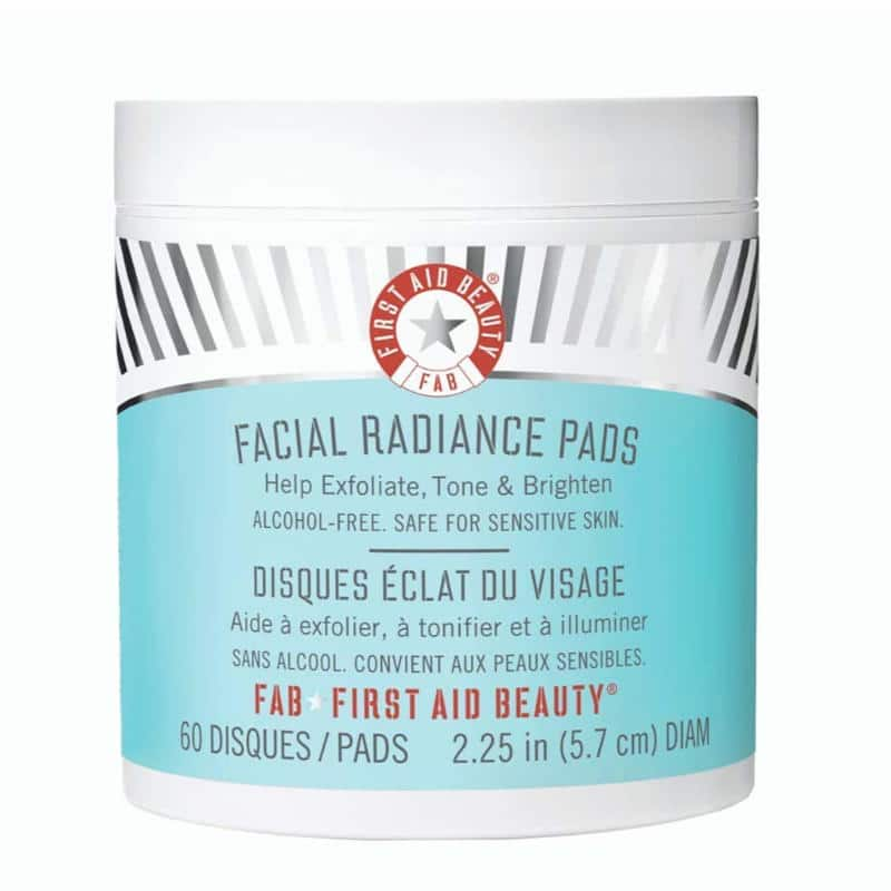 First Aid Beauty Facial Radiance Pads