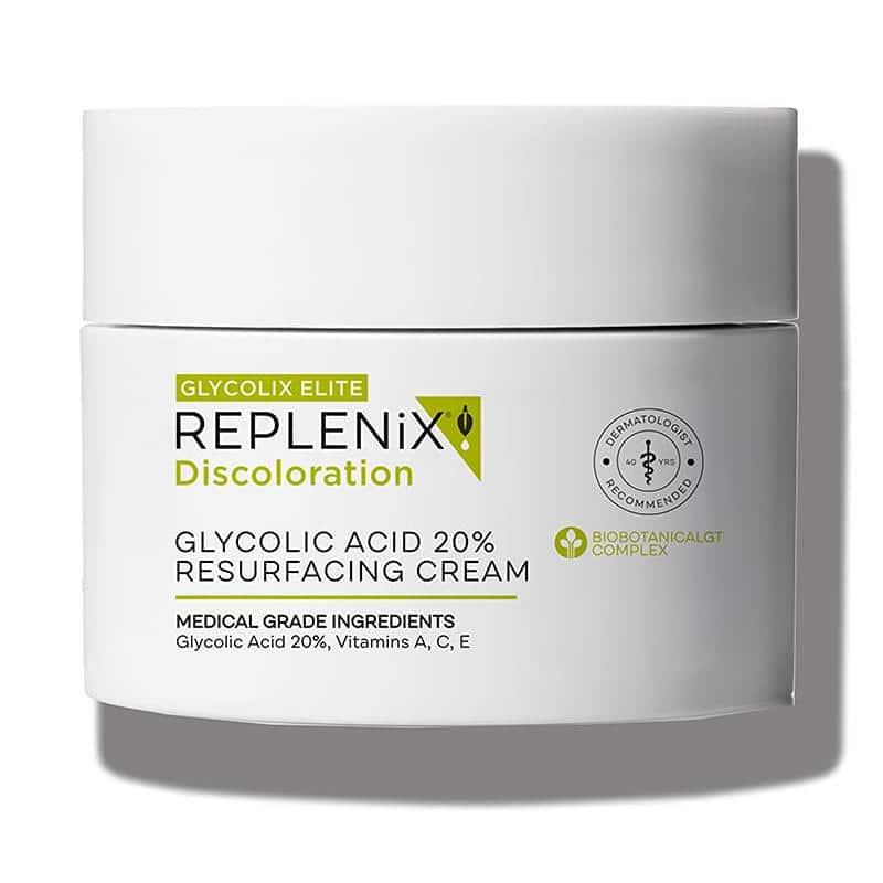 Glycolix Elite Glycolic Acid 20% Resurfacing Cream