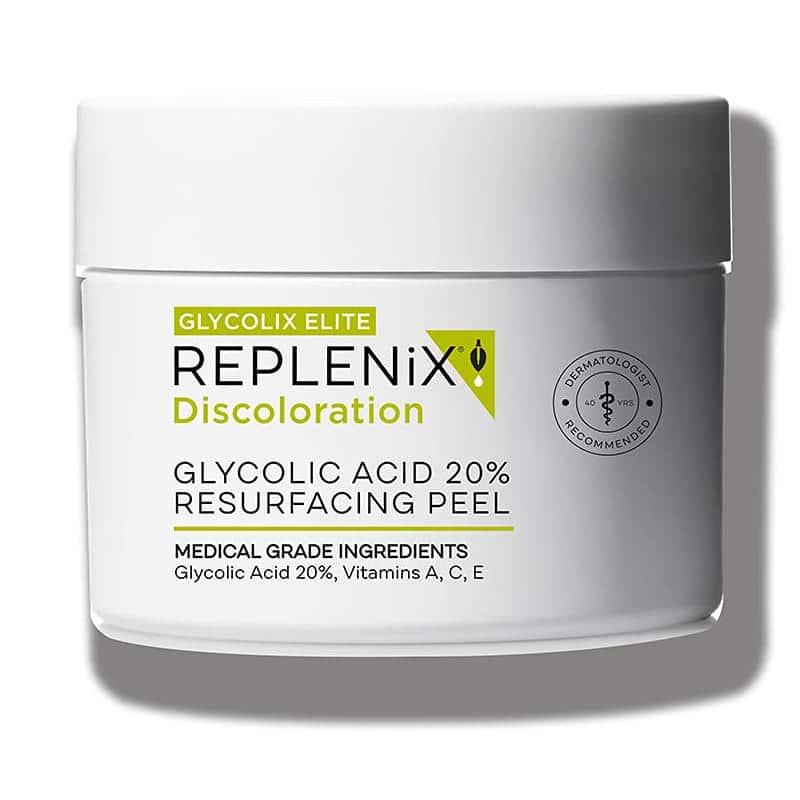 Glycolix Elite Glycolic Acid 20% Resurfacing Peel
