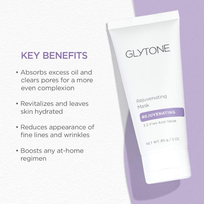 Glytone Rejuvenating Mask Ad