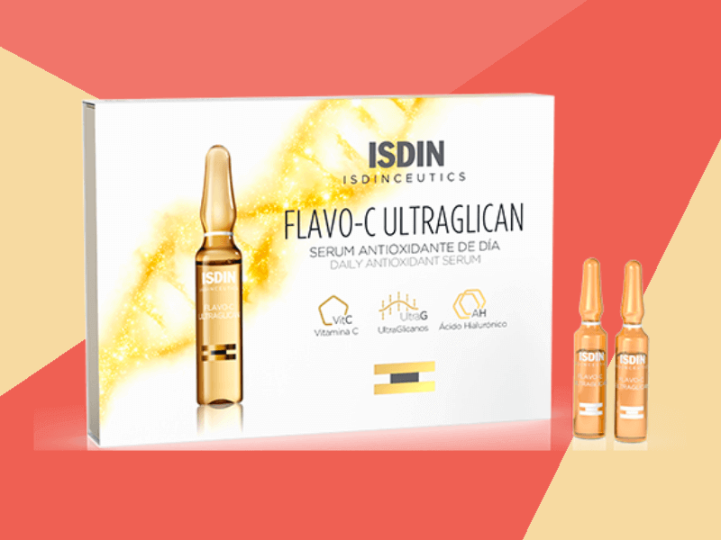 ISDIN Vitamin C Ampoules Review