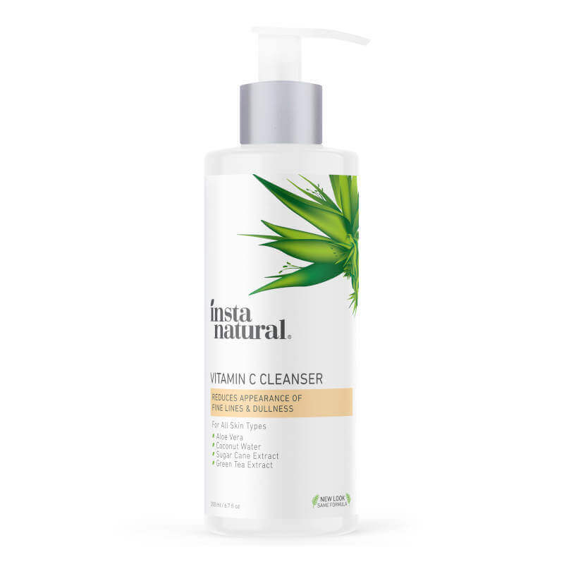 InstaNatural Vitamin C Cleanser