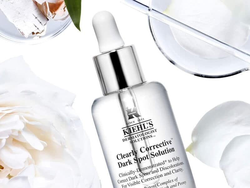 Kiehl's Clearly Corrective Dark Spot Solution Ad 2