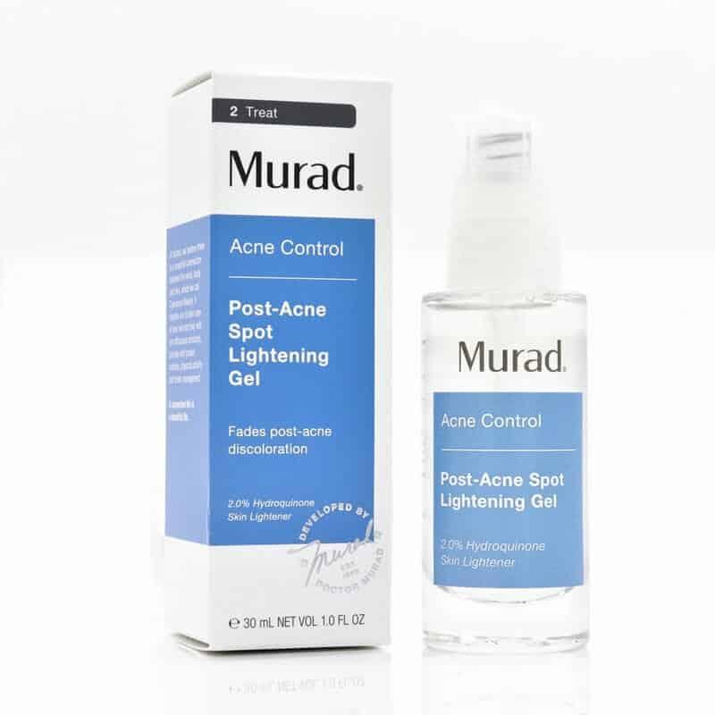 Murad Post-Acne Spot Lightening Gel Ad