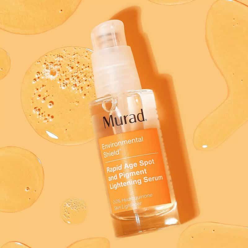 Murad Rapid Age Spot Pigment Lightening Serum Ad