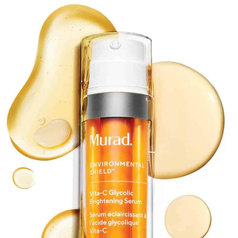 Murad Vita-C Glycolic Brightening Serum Ad