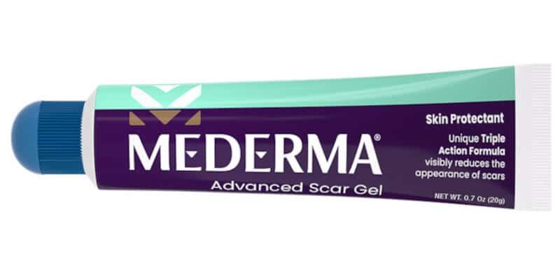 New Mederma Advanced Scar Gel 50g Ad