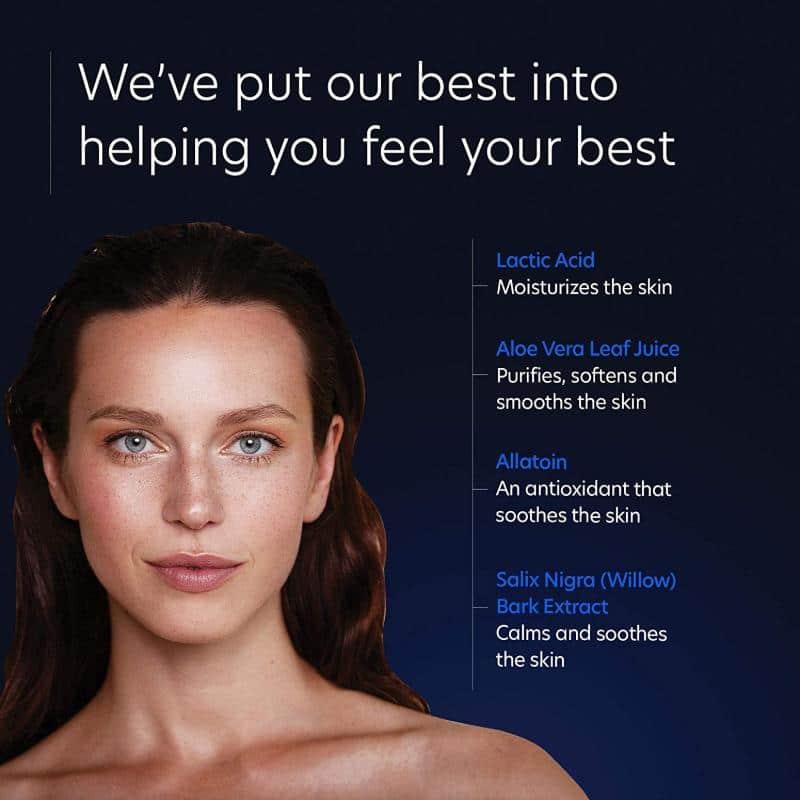 PCA Skin Facial Wash Ad