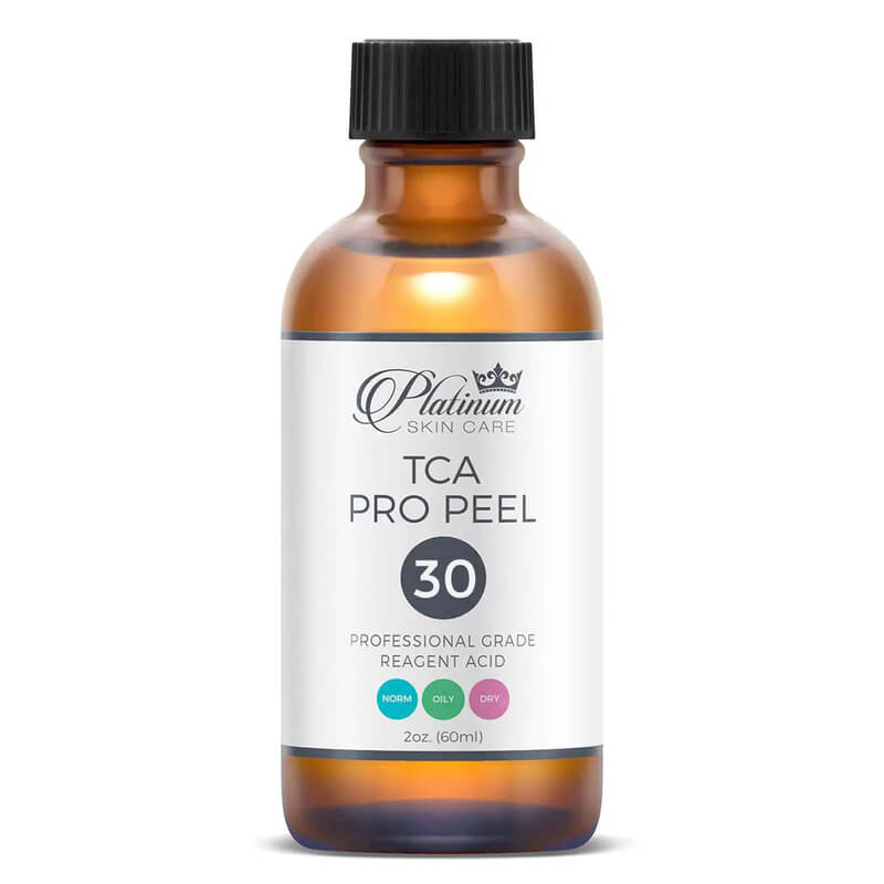 Platinum Skin Care TCA Peel 30