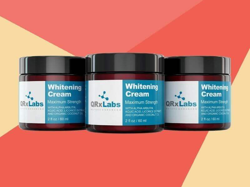 QRxLabs Whitening Cream Review