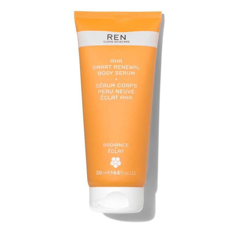 REN Clean Skincare AHA Smart Renewal Body Serum