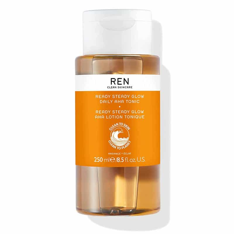 REN Clean Skincare Ready Steady Glow Daily AHA Tonic