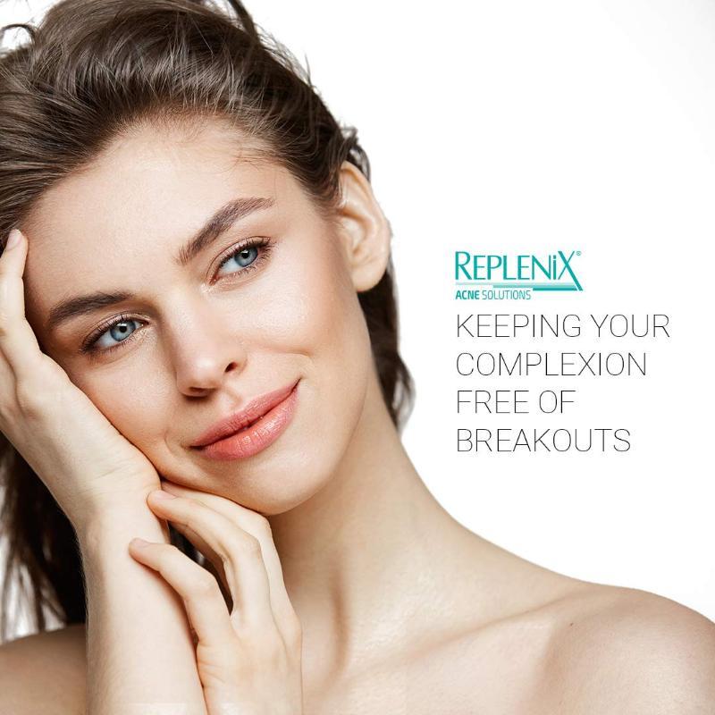 Replenix Gly-Sal 10-2 Cleanser Ad