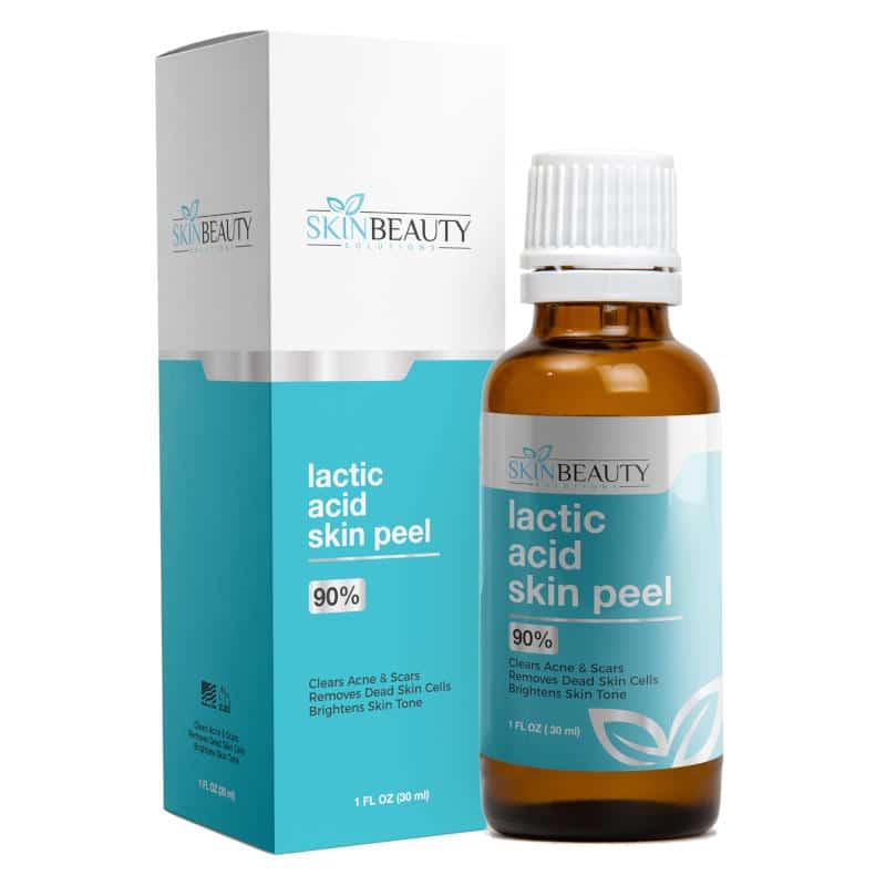 Skin Beauty Solutions Lactic Acid Peel 90%