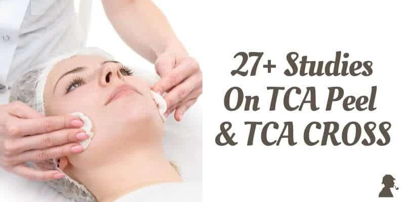 TCA-Peel-Medical-Studies