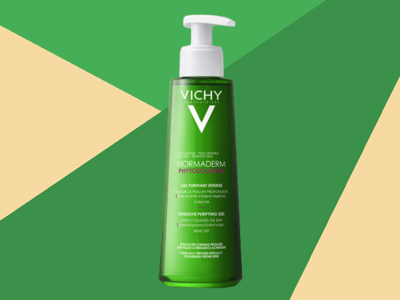 Vichy Normaderm Phytosolution Intensive Purifying Gel